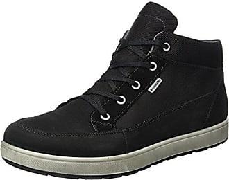 Les Hommes Bajo Ricosta Haute Sneaker