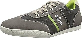 Rieker19111 Sneakers-Men - Zapatillas Hombre, Color Gris, Talla 42