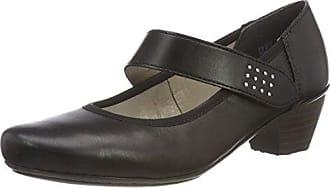 Rieker 43789, Zapatos de Tacón para Mujer, Azul (Atlantis), 39 EU