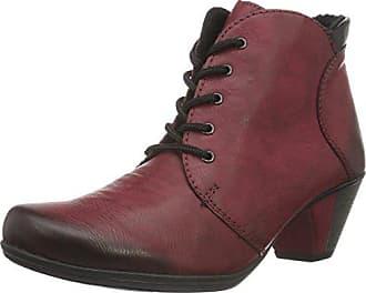 Rieker Damen L6090 Chelsea Boots, Rot (Medoc/Bordeaux/35), 41 EU