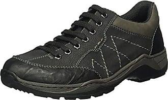 Rieker Damen L0559 Sneakers  43 EUSchwarz (Schwarz/Schwarz/Schwarz/Schwarz / 00)