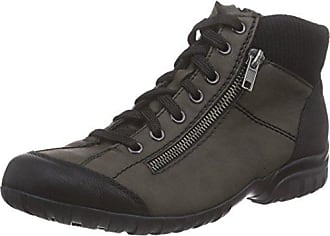 Rieker L4334-00, Damen Hohe Sneakers, Schwarz (Noir), 37 EU