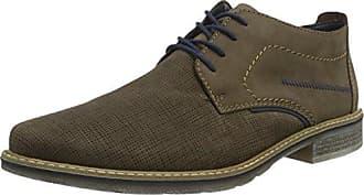 LLOYD Lloyd Herren Schnürer - Zapatos de cordones de Piel para hombre negro negro, color negro, talla 9,5 UK