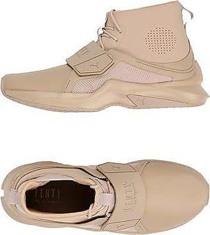 THE TRAINER HI BY FENTY - FOOTWEAR - High-tops & sneakers on YOOX.COM Fenty Puma by Rihanna