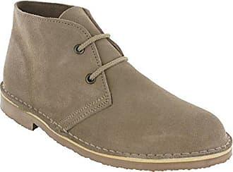 Roamer , Damen Desert Boots , Beige - Taupe - Größe: 40 (7 UK)