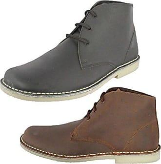 Roamer , Herren Desert Boots , Schwarz - schwarz - Größe: 41.5