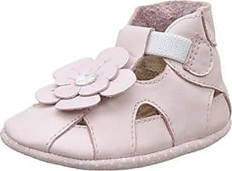RobeezHoliday Garden - Zapatillas de casa Unisex bebé, Color Rosa, Talla 19/20