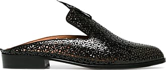Black Asier Patent Leather Mules Robert Clergerie