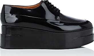 Womens Lucie Spazzolato Leather Platform Oxfords Robert Clergerie