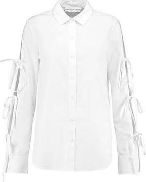 Robert Rodriguez Woman Cotton-poplin Top Black Size 4 Robert Rodriguez