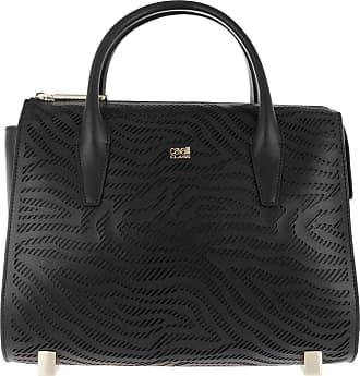 Audrey Shoulder Bag Medium Black Bowling Bag schwarz Roberto Cavalli