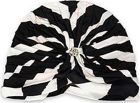 Roberto Cavalli Woman Ruched Snake-print Jersey Turban Animal Print Size ONESIZE Roberto Cavalli