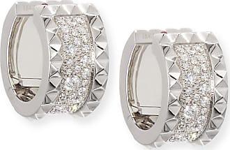 Roberto Coin 18k Rock & Diamonds Tassel Earrings