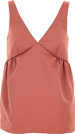 Top for Women On Sale, Lilly, Dusty Pink, poliestere, 2017, UK 10 - US 8 - EU 42 Rochas