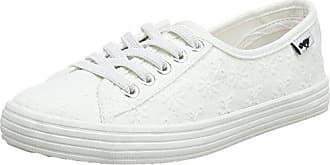 Rocket Dog Chowchow, Zapatillas para Mujer, Blanco (White White), (39 EU)