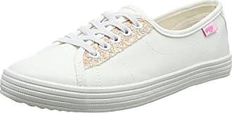Rocket Dog Jamaica, Zapatillas para Mujer, Blanco (White/Cystal White/Cystal), 40 EU