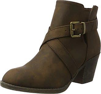Tiffany, Boots femme - Noir (Burnie/Shearling Black), 40 EU (7 UK)Rocket Dog
