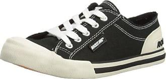 Campo, Damen Sneakers, Schwarz (Black AA0), 36 EU (3 Damen UK) Rocket Dog