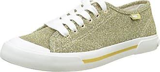 Rocket Dog Jumpin, Zapatillas para Mujer, Dorado (Gold Gold), 39 EU
