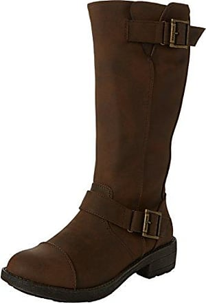 Rocket Dog Sterling, Botas Camperas para Mujer, Marrón (Brown Brown), 38 EU