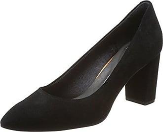 Rockport Tm Violina Pump Black Suede, Schuhe, Absatzschuhe, Pumps, Schwarz, Female, 35