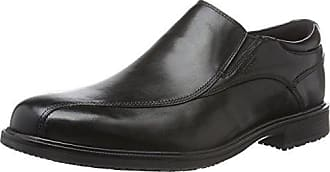 Dialed In Slip On, Chaussures de ville homme - Noir (Black), 44.5 EU (10.5 US)Rockport