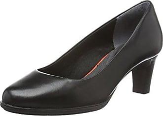 V81451 - Zapatos de Tacón de Cuero Mujer, Color Negro, Talla 41 Rockport