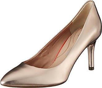 Rockport Phaedra Pump, Chaussures basses femmes - Violet (Sparrow), 37.5 EU (7 US)