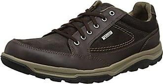 Rockport Chaussures Derby Homme - Vert - Vert (Beech), 43 EU