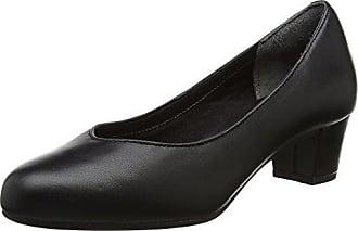 Total Motion Charisse, Zapatos de Tacón con Punta Cerrada para Mujer, Beige (New Taupe Leather), 37.5 EU Rockport