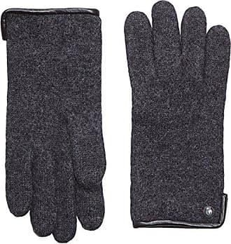 damen handschuhe in grau shoppen bis zu 75 stylight. Black Bedroom Furniture Sets. Home Design Ideas