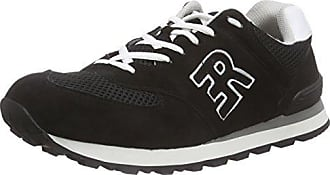 RohdeMarciana - Zapatillas Hombre, Color Negro, Talla 44