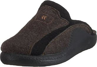 Mikado H 35 14035, Chaussons homme, Gris (Anthrazit 700), 48Romika