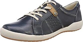 Romika Traveler 02, Zapatillas para Mujer, Blue (Ocean Combi), 40 EU