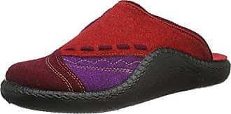 Romika Damen Mokasso 130 Pantoffeln, Blau (Blau-Kombi (501)), 38 EU