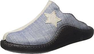 Romika Mokasso 136, Zapatillas de Estar por Casa para Mujer, Gris (Grau 710), 37 EU