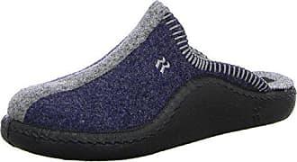 Romika Damen Mikado 97 Pantoffeln, Braun (Braun-Kombi 301), 43 EU