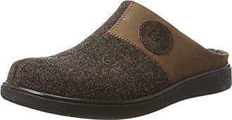 Präsident 20 - Zapatillas De Estar Por Casa para hombre, color mocca 304, talla 40 Romika