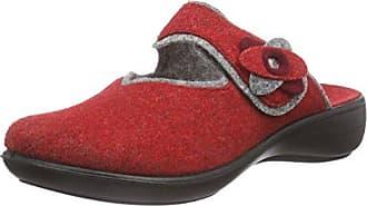 Romika Damen Gomera 01 Pantoffeln, Rot (Red 54400), 37 EU