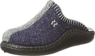 Romika Mokasso 110, Unisex-Kinder Pantoffeln, Blau (blau 500), 33 EU