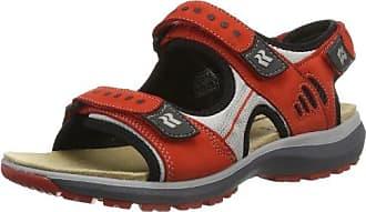 Olivia 02 78302 - Sandalias de cuero para mujer, color rojo, talla 36 Romika