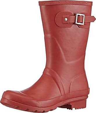 SHELLYLO, Bottines Non Doublées Femme - Rouge (Red-Red), 39.5 EU (8.5 US)kamik