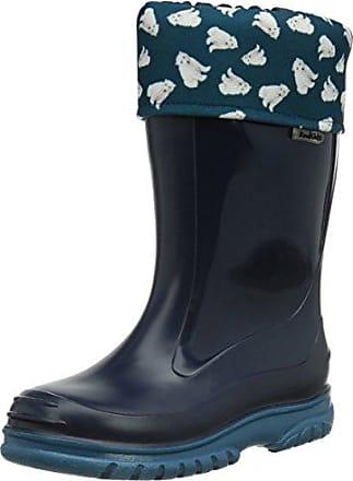 Eisbär, Boots mixte enfant, Bleu (Marine-Petrol 594), 38Romika