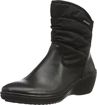 Ugg, Bottes Souples Femme - Noir - Schwarz (Black),