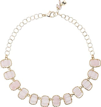 Rosantica Peppermint choker necklace - Nude & Neutrals