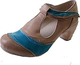 Rovers 54007 Spangenschuh Sandalette Roma Pink, Schuhgröße:39 D/EU