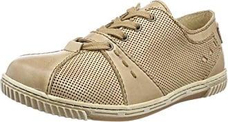 Rovers, Zapatos de Cordones Oxford para Mujer, Beige (Beige), 41 EU
