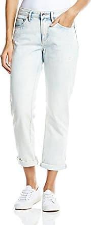 Treasure - Jeans - Droit - Femme - Bleu (Vintage Bleach) - W29 (Taille Fabricant: W29)Roxy