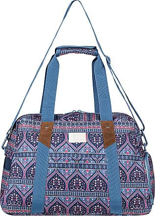Damen Sun Crush Einkaufstasche, Multicolore (Marshmallow Beyond), 42x22x48 cm Roxy