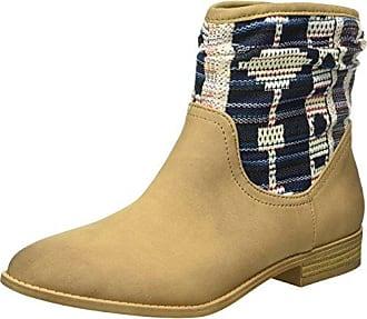 Roxy Atlanta, Zapatillas sin Cordones para Mujer, Blanco (White/Stripe TST), 39 EU